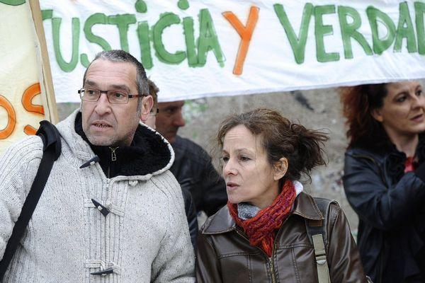 Les parents de Fannie et Jérémie sont partie en Bolivie pour l'ouverture du procès des meurtriers présumés de leurs enfants
