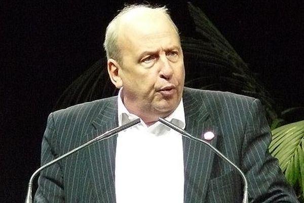 Marc Dolez au meeting fondateur du Parti de Gauche (PG) en