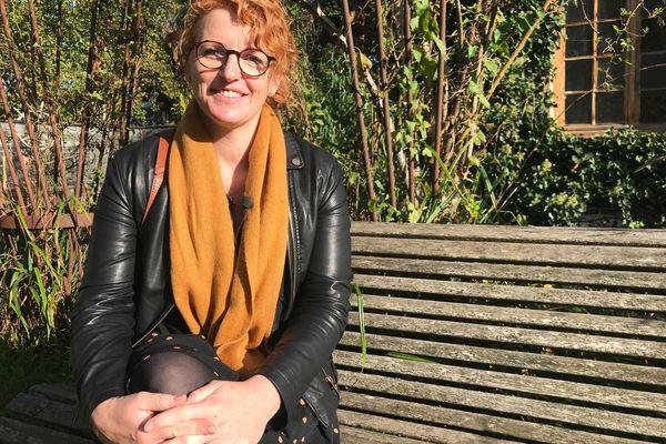 Rencontre avec Ingrid Levavasseur à Louviers, sa ville natale.