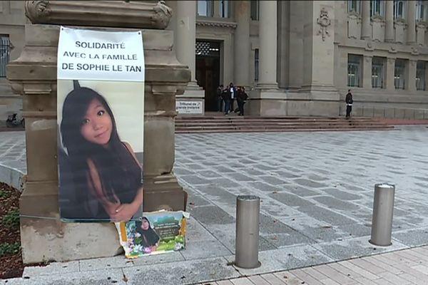 Jean-Marc Reiser, principal suspect dans la disparition de Sophie Le Tan, a été entendu par la juge d'instruction de Strasbourg vendredi 4 octobre 2019.