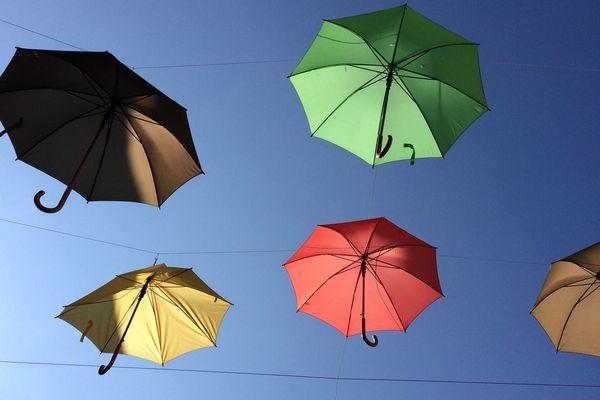 Les rayons devraient pleuvoir sur nous ce dimanche...