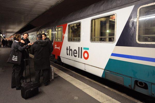 Le train de nuit permettait de relier Paris à Venise et d'arriver au plein centre de la Cité des Doges.