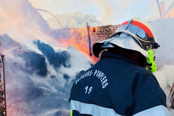 Temps sec, pic de chaleur et vent, les pompiers appellent à la plus grande prudence pour le week-end du 30 juin et du 1er juillet 2018.