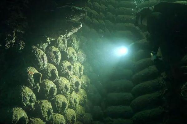 """Extrait de """"Menaces en mers du Nord"""", un documentaire réalisé par Jacques Loeuille / © REAL Productions/France 3 Hauts-de-France"""