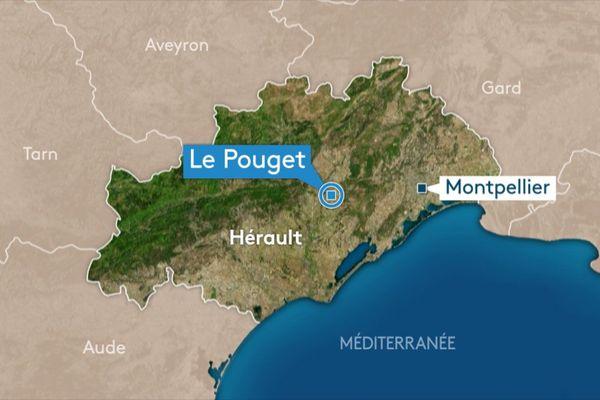 Le Pouget - Hérault