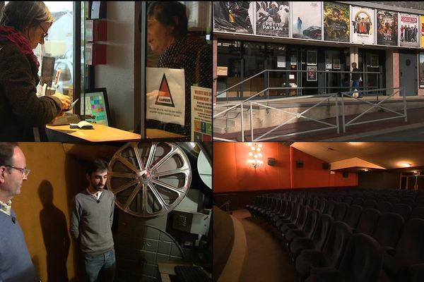 Cette semaine, notre rubrique économique C Normand s'intéresse aux salles de cinéma en Normandie
