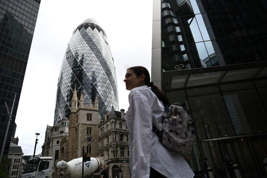 Royaume-Uni : dans Londres désert, les salariés sont peu pressés de retrouver le bureau