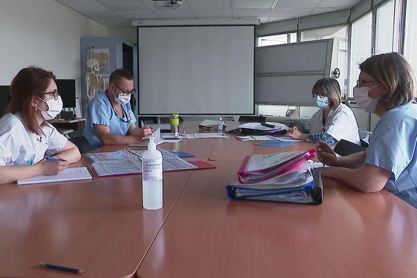 Les équipes du Mans restent vigilants face à la pandémie de coronavirus
