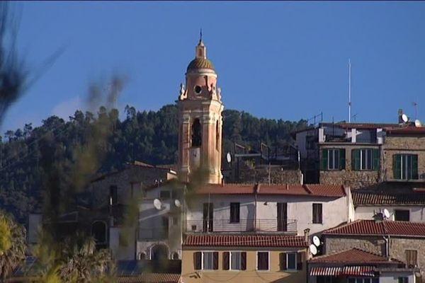 Le village de Seborga en Italie.