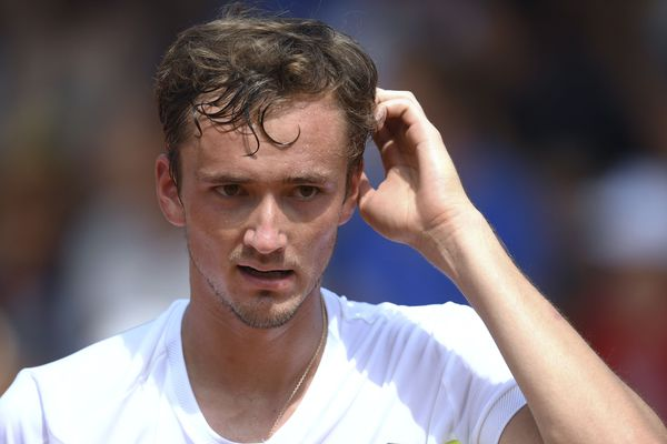 Benjamin Bonzi, originaire d'Anduze, est qualifié pour le 2ème tour de Roland Garros.