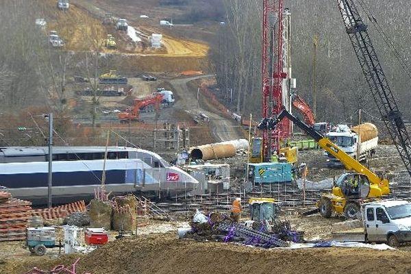 Le chantier de la LGV sur Toulouse doit être ouvert au plus vite