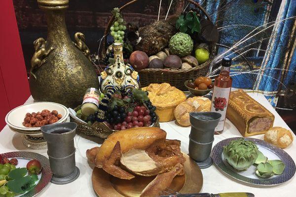 Envie de plats que l'on servait à l'époque de la Renaissance ?