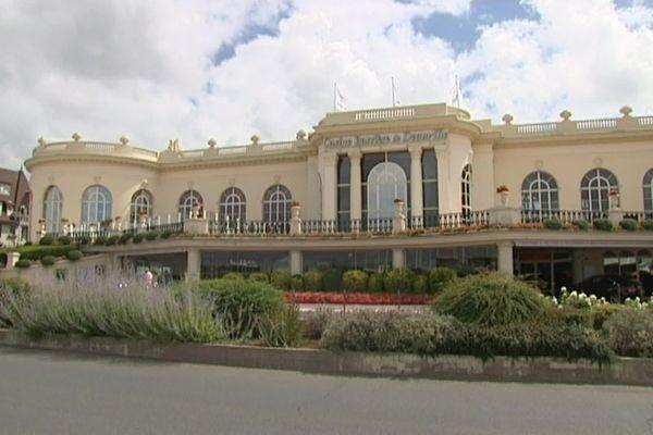 La perte du casino de Deauville est estimée à 2 millions d'euros au mois de mai.
