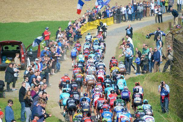 Paris-Roubaix 2016 en direct streaming avec France Télévisions.