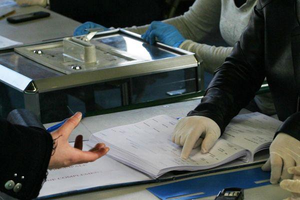 Le scrutin du 15 mars a été perturbé par l'épidémie de coronavirus en France. Photo d'illustration.