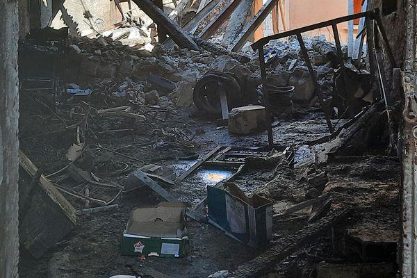 Un violent incendie a détruit plusieurs habitations dans la nuit du 24 juin à Murviel les Béziers.