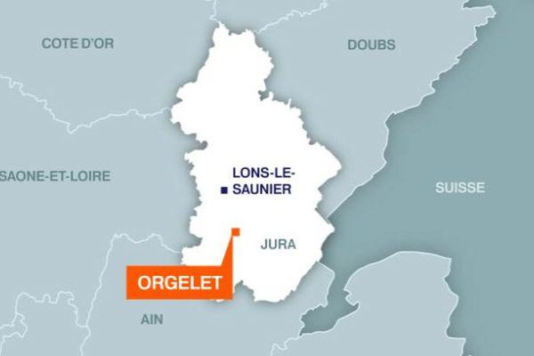 Plusieurs enfants ont été légèrement blessés lors d'un orage à Orgelet, sur les bords du lac de Vouglans, dans le Jura.