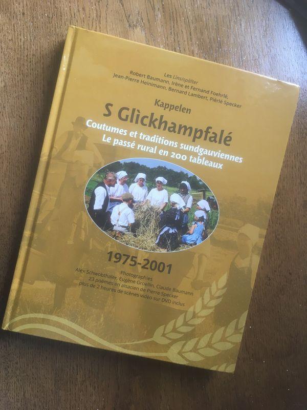 un livre-souvenir, véritable travail de conservation du patrimoine
