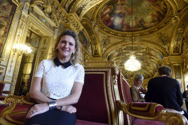 Sylvie Vermeillet, sénatrice du Jura