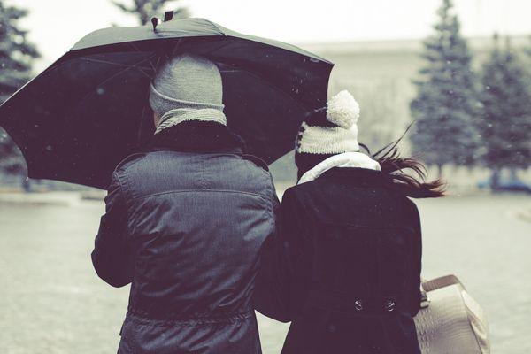 Le parapluie, le retour !
