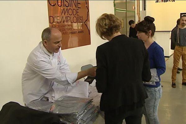Premier jour à l'école Cuisine Mode d'emploi(s) de Besançon