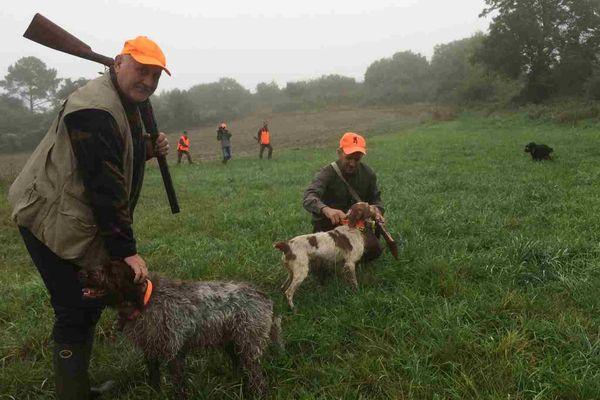 Ouverture de la chasse pour les 20 000 chasseurs de Dordogne