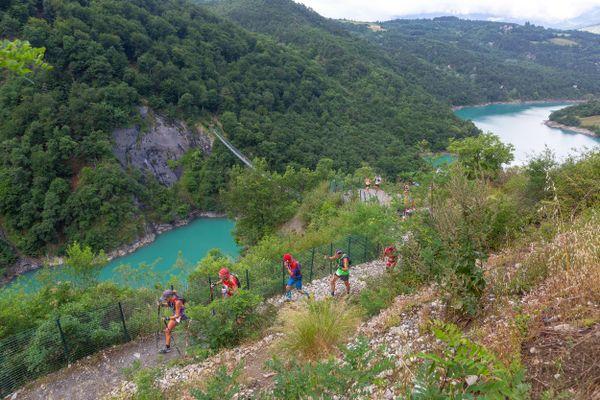 4500 coureurs ont participé à la 10ème édition du Trail des passerelles.