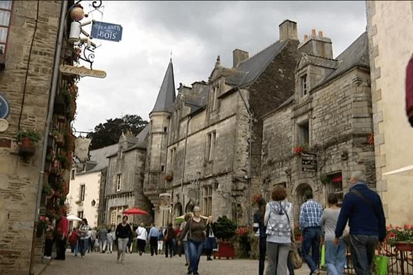 Rochefort en terre, le succès après l'élection du plus beau village de France