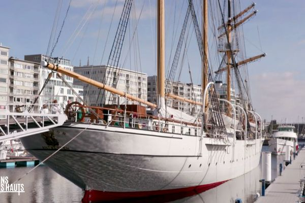 Le Mercator du port d'Ostande