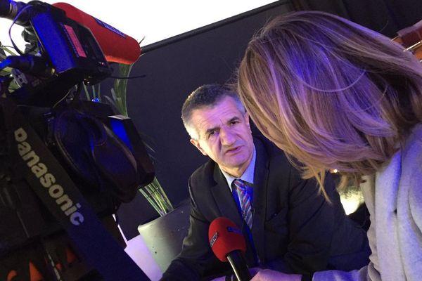 Jean Lassalle candidat à la présidentielle