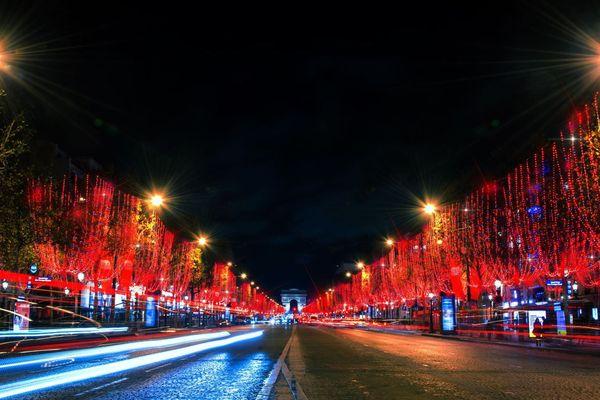 Flamboyance : Les illuminations 2018 des Champs-Elysées