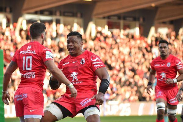 Les joueurs du Stade Toulousain connaîtront à nouveau la joie de disputer la Coupe d'Europe de Rugby la saison prochaine.