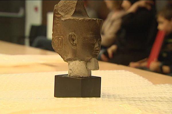 Collection d'égyptologie à la BNU de Strasbourg