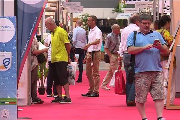 La 71e édition des Foires de Champagnes se tiennent au parc des expositions de Troyes du 2 au 10 juin 2018.