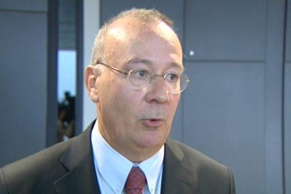 Le procureur de la République de Grenoble, Jean-Yves Coquillat.