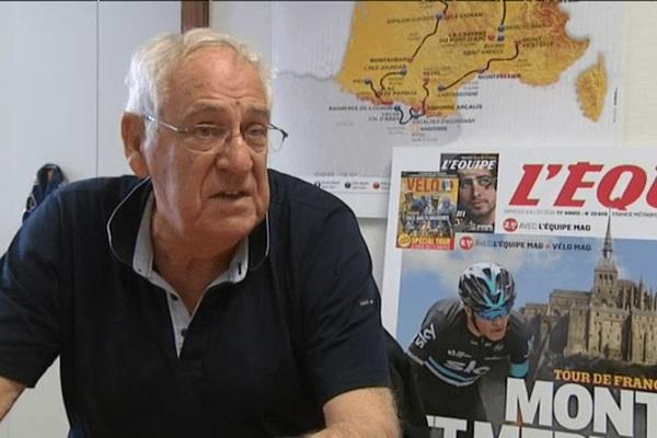 """Jean-François Le Grand, président association """"Grand départ 2016"""""""