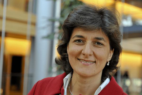 Sylvie Goulard, tête de liste Alternative Elections européennes Sud-est