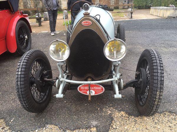Légèreté et vélocité, les atouts gagnants pour cette voiture de 1910