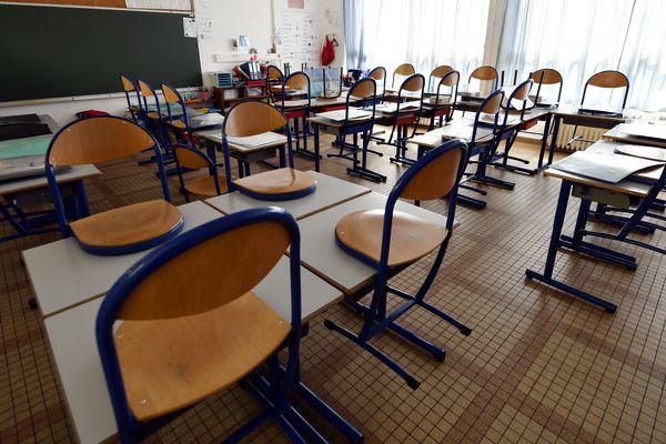 L'école a fermé parce qu'une Atsem serait atteinte du Covid-19.