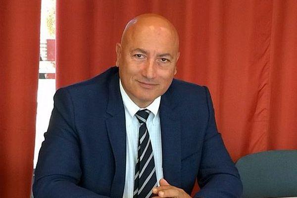 Eric Maurel, procureur de la République de Nîmes - septembre 2017.