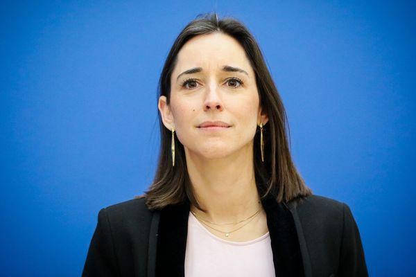Brune Poirson, le 10 janvier 2019.