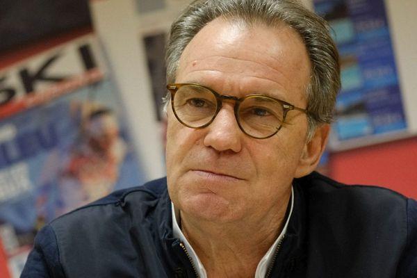 Renaud Muselier candidat à sa propre succession à la tête de la région Sud Paca.
