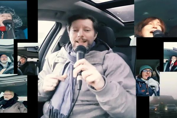 Le Défi gospel Drive ou comment chanter en choeur quand on ne peut pas être ensemble ?