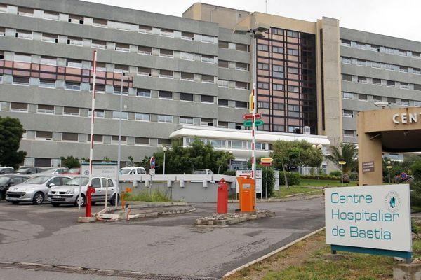 Le centre hospitalier de Bastia (Haute-Corse)