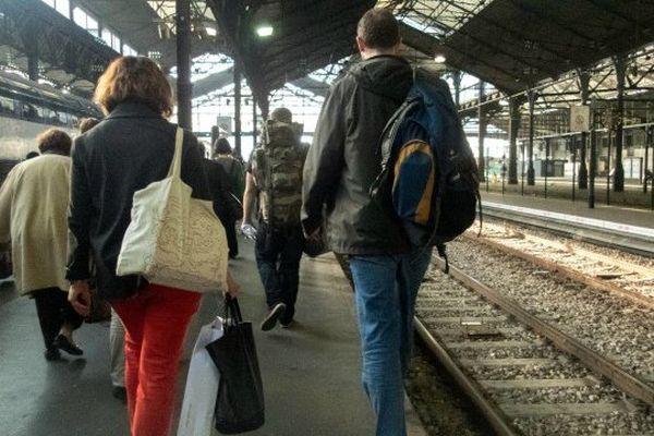 La situation tend à s'améliorer ce week-end sur le front du trafic ferroviaire.