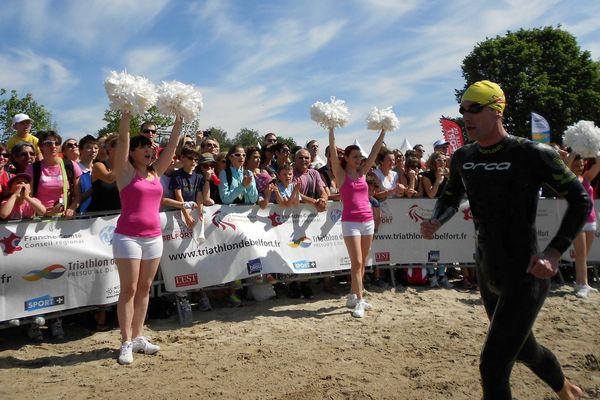 Des champions aux amateurs, le triathlon réunira tous les niveaux