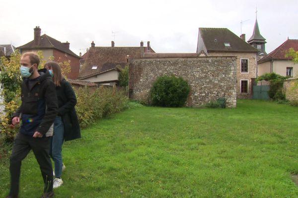 Une maison pleine de charme de la vallée de l'Eure, future résidence d'un jeune couple