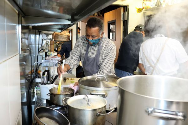 Le Refugee Food Festival s'est tenu pour la première fois à Dijon en 2020.