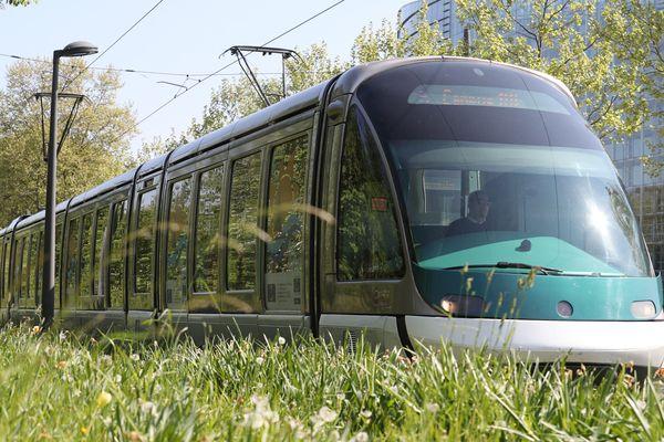 Les lignes A et E du tram resteront perturbées jusqu'à demain samedi 13 juin à Strasbourg.