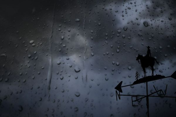 La météo restera perturbée en Gironde, Landes et Pyrénées-Atlantiques ce week-end. Photo d'illustation.